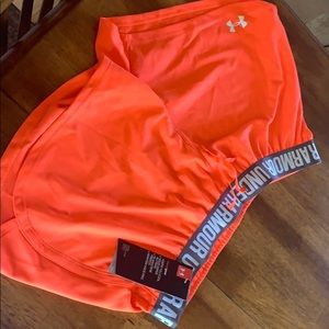 New under armour  running shorts!